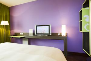 Hotel ibis Styles Evry Cathedrale : Suite Familiale