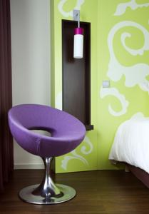 Hotel ibis Styles Evry Cathedrale : Chambre Lits Jumeaux