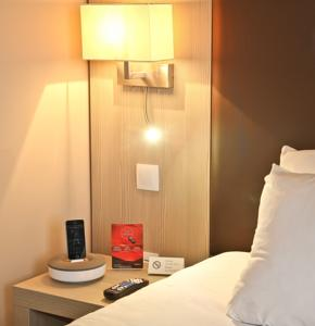 Hotel Kyriad Prestige Dijon Nord - Valmy : Chambre Double Supérieure Next Generation