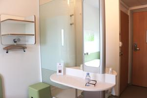 Hotel ibis budget Castelnaudary : Chambre Double