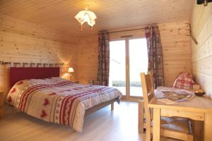 Chambres d'hotes/B&B Chambres d'hotes - Les Dolines : Chambre Double
