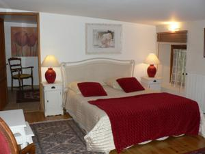 Chambres d'hotes/B&B Le Moulinage : Chambre Double Standard