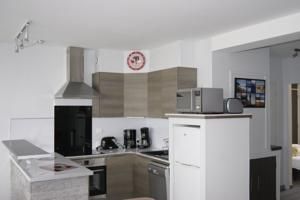Appartement Residence les Charmettes : photos des chambres