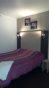Fasthotel Mitry Claye : Chambre Double