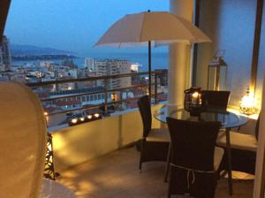 Appartement Monaco Penthouse Le Cesar : photos des chambres