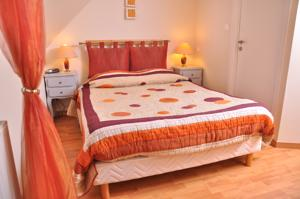 Chambres d'hotes/B&B Chambres d'hotes Les Chalinettes : Chambre Double Standard