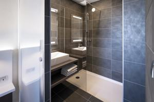 Hotel Kyriad Troyes Centre : Chambre Double