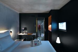 Hotel Mama Shelter Paris East : Chambre Small Mama Double