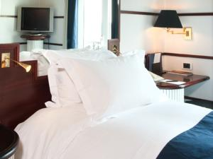 Hotel Le Royal Lyon - MGallery by Sofitel : Chambre Simple Classique