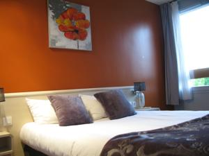 Hotel The Originals Lyon Nord (ex Inter-Hotel) : photos des chambres