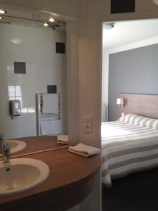 Hotel L'Ocean : Chambre Double