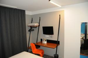 Hotel Ibis Styles Chambery Centre Gare : photos des chambres