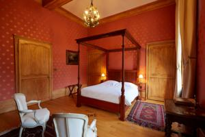 Chambres d'hotes/B&B Chateau D'arry : Chambre Deluxe
