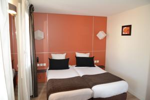 Hotel Qualys Mouffetard Apolonia : photos des chambres