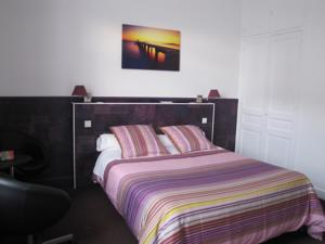 Chambres d'hotes/B&B Chambres d'Hotes Les Muriers : Chambre Double
