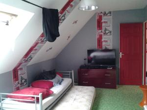 Chambres d'hotes/B&B Coconut Room : Chambre Double