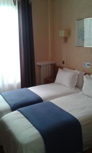 Crystal Hotel : Chambre Lits Jumeaux