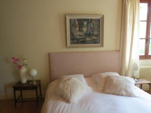 Chambres d'hotes/B&B Le Jardin : Chambre Double