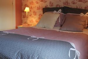 Chambres d'hotes/B&B Ma Gentilhommiere : Chambre Double