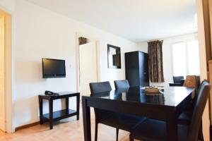 Hebergement Residhotel Mulhouse Centre : Appartement