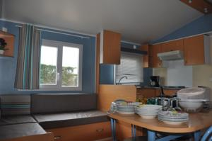 Hebergement Team Holiday - Camping Mas Llinas : Mobile Home Confort