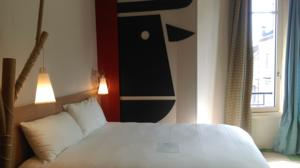 Hotel ibis Styles Moulins Centre : Chambre Double Standard