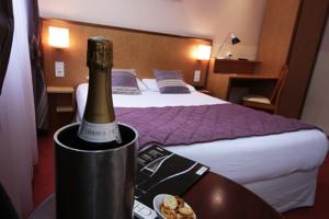 Hotel Crystal Reims Centre : photos des chambres