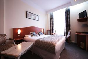 Hotel Crystal Reims Centre : Chambre Double Standard