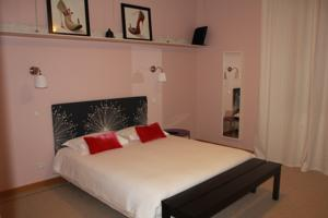 Hotel Absolu : Chambre Double