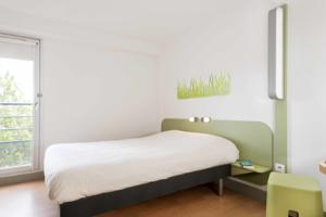Hotel Ibis Budget Beziers Est La Giniesse : Chambre Double
