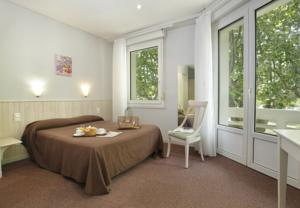 Hotel The Originals Quillan Cartier : photos des chambres