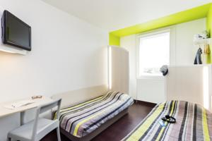 hotelF1 Troyes Sud Parc St Thibault : photos des chambres
