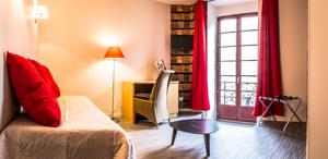 Theatre Hotel Chambery : Chambre Double Supérieure