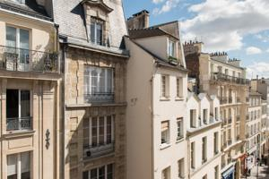 Appartement Paris Center Marais Rosiers Loft - AC - wifi : photos des chambres