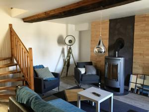 Hebergement DDay Holiday Home near Bayeux : photos des chambres