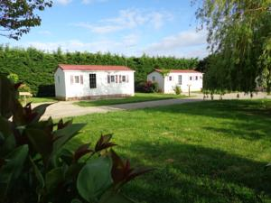 Hebergement Camping le Mercier : Mobile Home (4-5 Adultes)