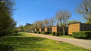 Hebergement Camping La Grappe Fleurie : Mobile Home (8 Adultes)