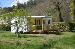 Hebergement camping chasselouve : Mobile Home