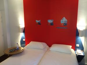 Hotel ibis Styles Rouen Centre Cathedrale : Chambre Lits Jumeaux Standard