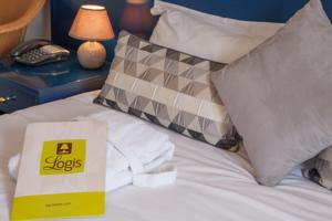 Hotel Saint Jacques : Chambre Double