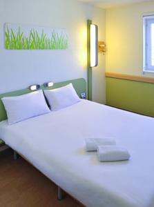 Hotel ibis budget Santeny : Chambre Double