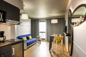 Hebergement Aparthotel Adagio access Colombes La Defense : Studio avec Lit Double - 2 Adultes