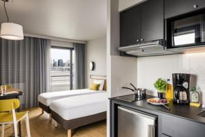 Hebergement Aparthotel Adagio access Colombes La Defense : photos des chambres