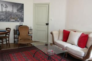 Appartement The Apartments, Rue Barbes : photos des chambres