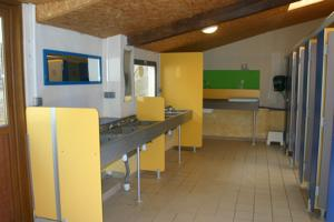 Hebergement Camping des Catoyes : Bungalow 2 Chambres