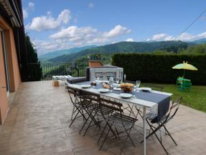 Hebergement Holiday home Le Panorama : photos des chambres