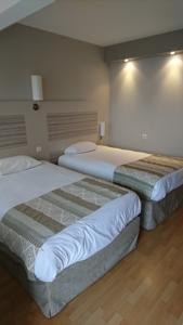 Hotel Kyriad Toulouse Sud - Roques : Chambre Triple Supérieure