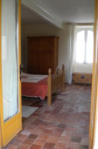 Chambres d'hotes/B&B Ancienne Ecole : Chambre Lit King-Size