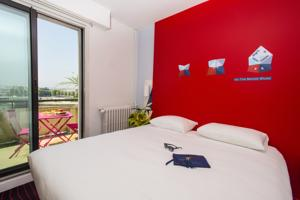 Hotel ibis Styles Rouen Centre Cathedrale : Chambre Double Standard