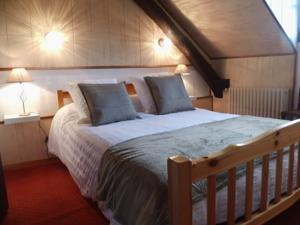 Chambres d'hotes/B&B Auberge Audressein : photos des chambres